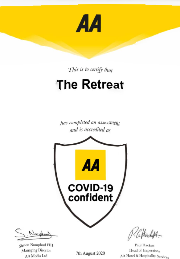 COVID-19 AA